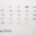 Calendario laboral de la construcción